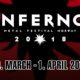 Inferno Festival 2018, ecco le prime band