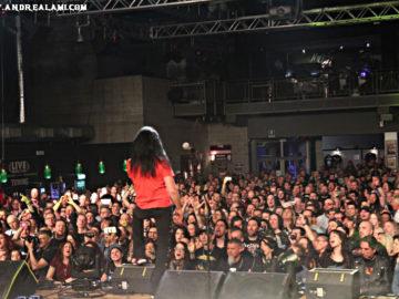 Frontiers Rock Festival IV @Live Club – Trezzo Sull'Adda (MI), 29/30 Aprile 2017
