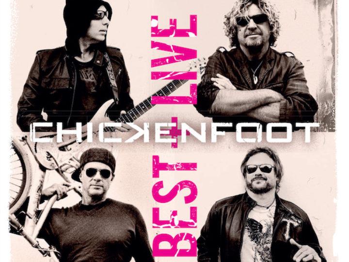 Chickenfoot – Best + Live