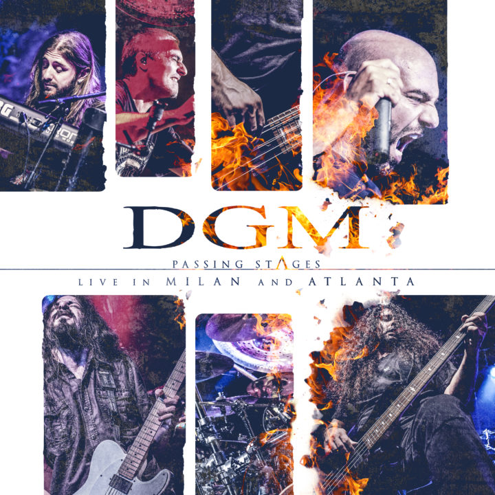 DGM – Passing Stage: Live In Milan And Atlanta