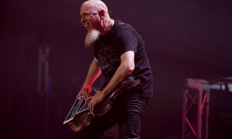 Dream Theater, Mike Portnoy e  Jordan Rudess nuovamente insieme