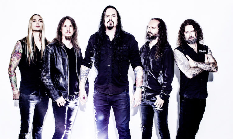Evergrey, online il video di 'Weightless'