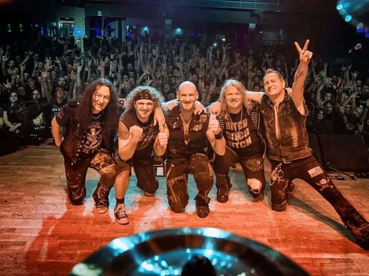 Primal Fear, il video live 'Metal Is Forever' tratto dell'imminente DVD/BluRay