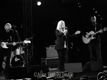 Patti Smith @ Auditorium Rai – Torino, 6 maggio 2017