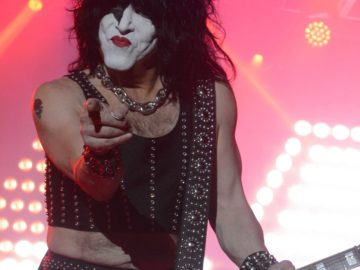 KISS @Events Center – Laughlin (Nevada – USA), 22 aprile 2017