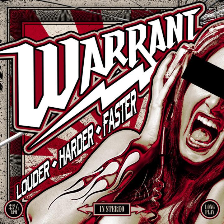 Warrant – Louder Faster Harder