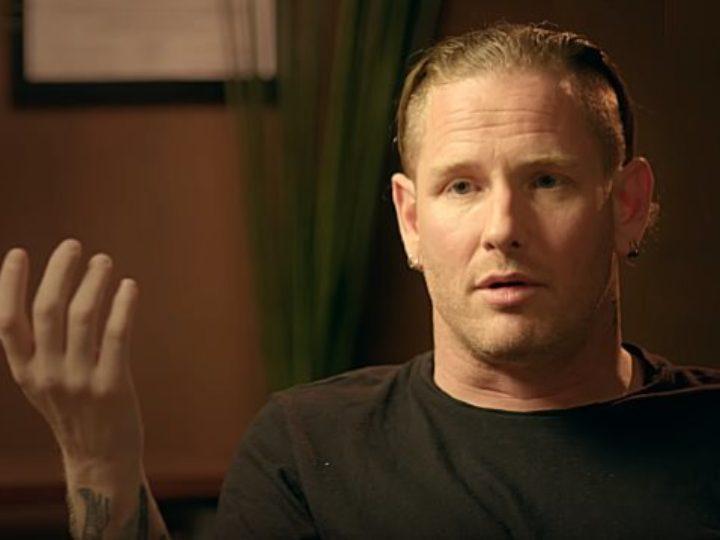 Slipknot, Corey Taylor 'La maschera è una rappresentazione di ciò che sono'