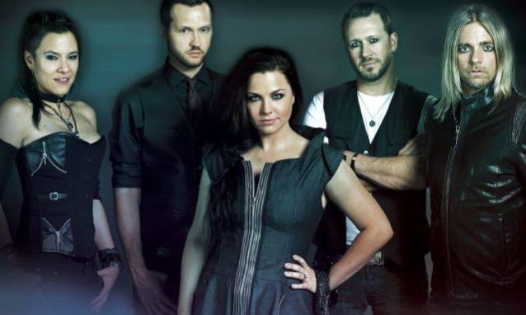 Evanescence, il live video di 'Lacrymosa'