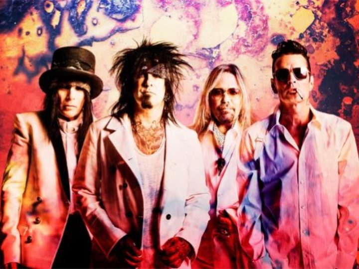 Mötley Crüe, il nuovo video della storica hit 'Shout At The Devil'