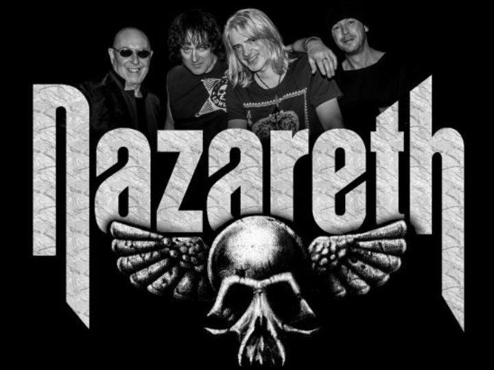 Nazareth, la band entra a fare parte del roster di Frontiers Music Srl