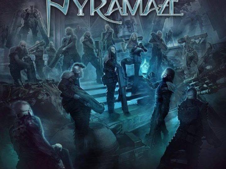 Pyramaze – Contingent