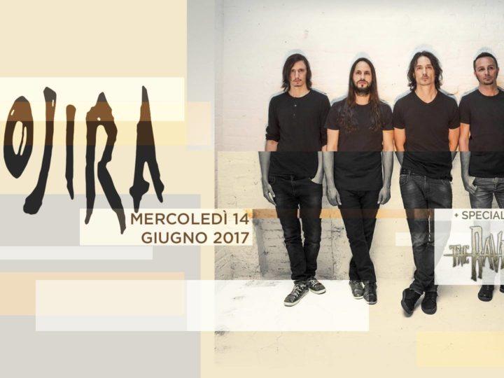 Gojira + The Raven Age live @ Alcatraz, Milano
