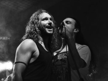 Bad Bones + The I Don't Know @Nuvolari Libera Tribù – Cuneo (CN), 9 giugno 2017