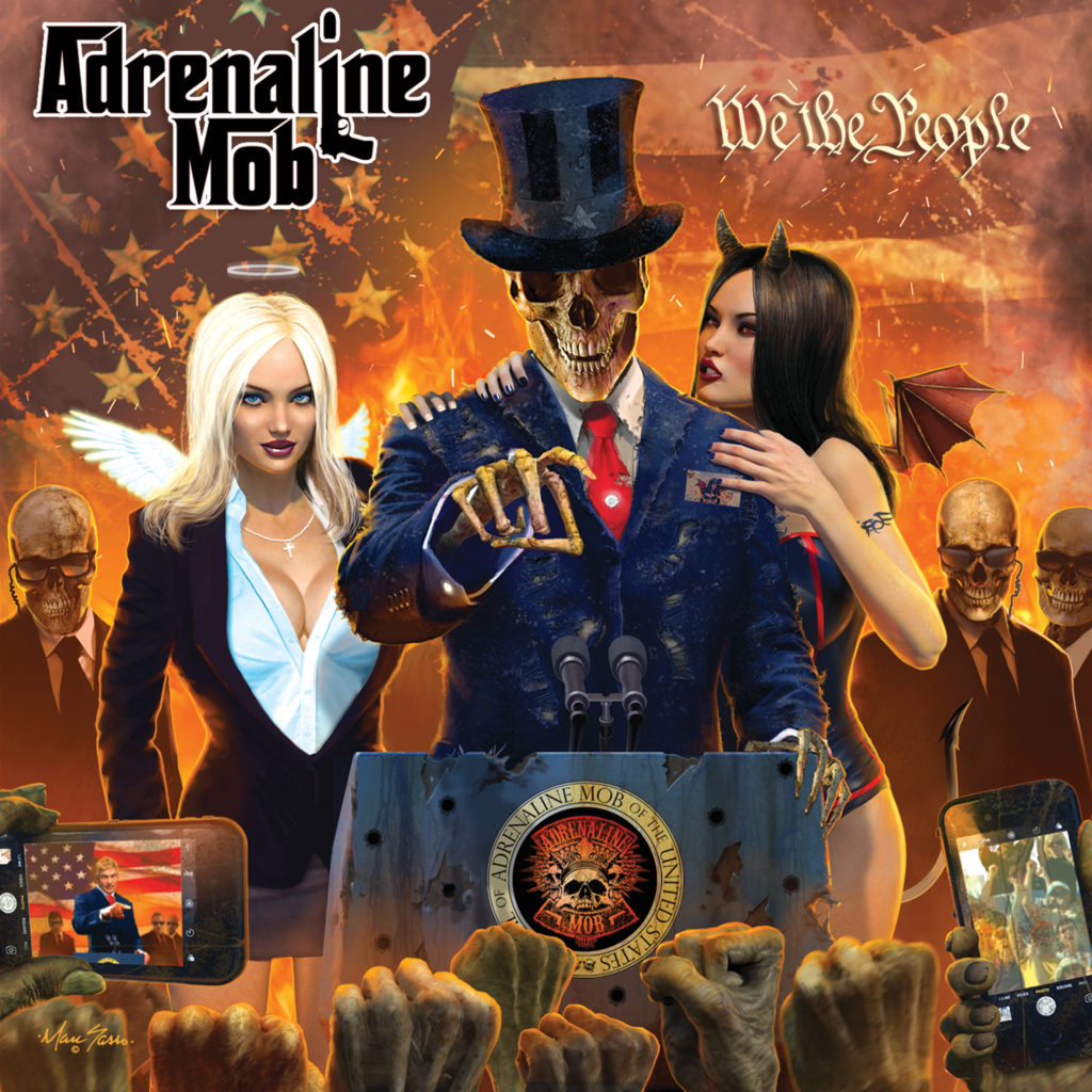adrenaline mob we the people