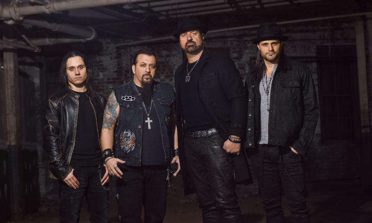 Adrenaline Mob, ecco la nuova 'Lords Of Thunder'