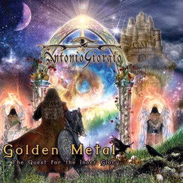Antonio Giorgio – Golden Metal (The Quest For The Inner Glory)