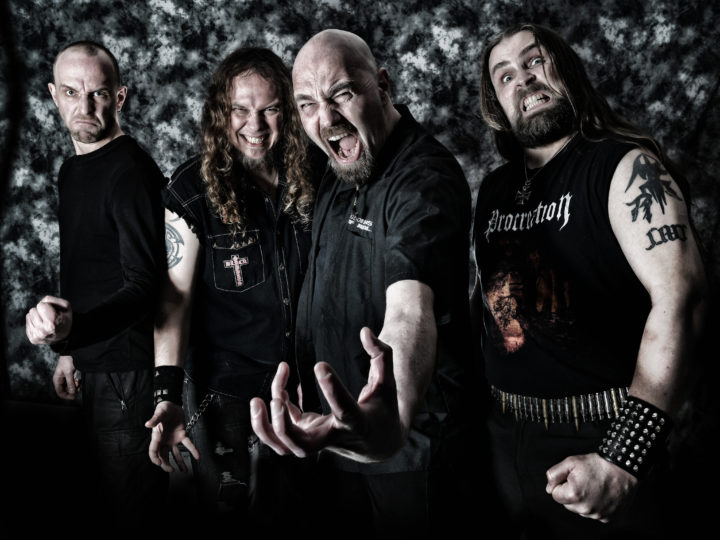 God Dethroned, ascolta per intero 'The World Ablaze'