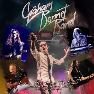 Graham Bonnet Band – Live.. Here Comes The Night
