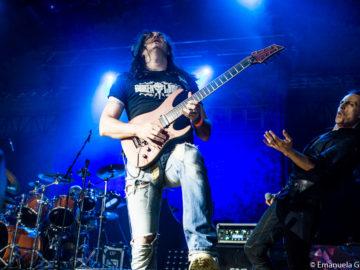 Rhapsody + Epica + Labyrinth @Alcatraz – Milano (MI), 7 Giugno 2017