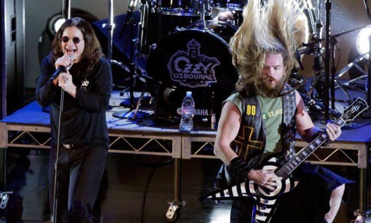 Ozzy Osbourne, la sbronza con André The Giant e il provino di Zakk Wilde
