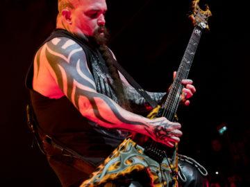 Slayer + Sadist @Alcatraz – Milano (MI), 9 giugno 2017