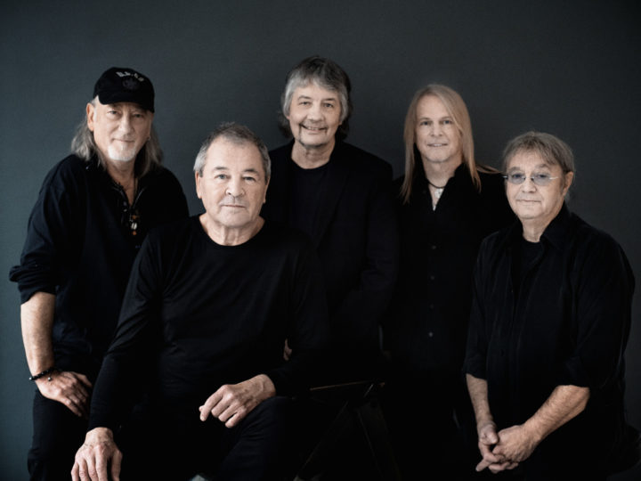 Deep Purple, il video musicale di 'Johnny's Band'