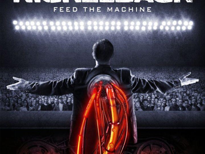 Nickelback – Feed The Machine