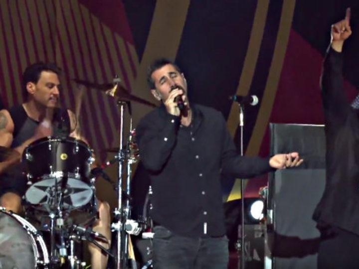 Serj Tankian, lo streaming del brano 'The Rains Of Castamere' dall'ottava stagione di GOT