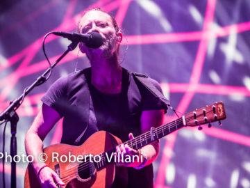 Radiohead @Arena Del Visarno – Firenze (FI), 14 giugno 2017