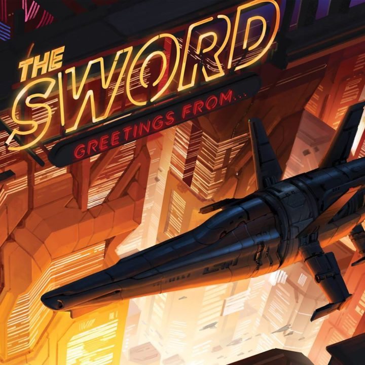 The  Sword – Greetings From…