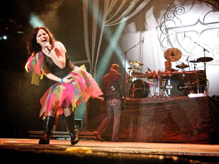 Evanescence, il video della cover di 'No More Tears' di Ozzy Osbourne