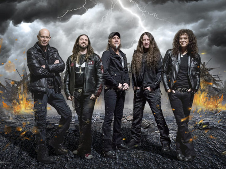 Accept, annunciati i Night Demon di supporto per il  tour europeo