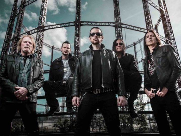 Black Star Riders, il lyric video di 'Cold War Love'