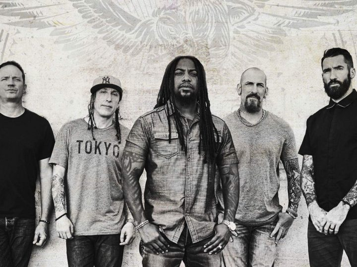 Sevendust, firmano per Rise Records