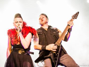 Evanescence @Ippodromo San Siro – Milano (MI), 4 Luglio 2017