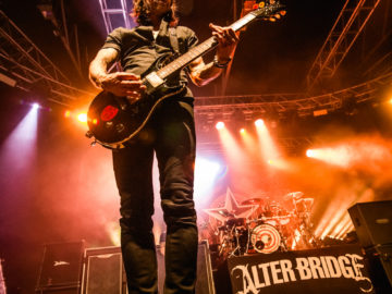 Alter Bridge + Blue Pills @Fabrique – Milano (MI), 6 luglio 2017