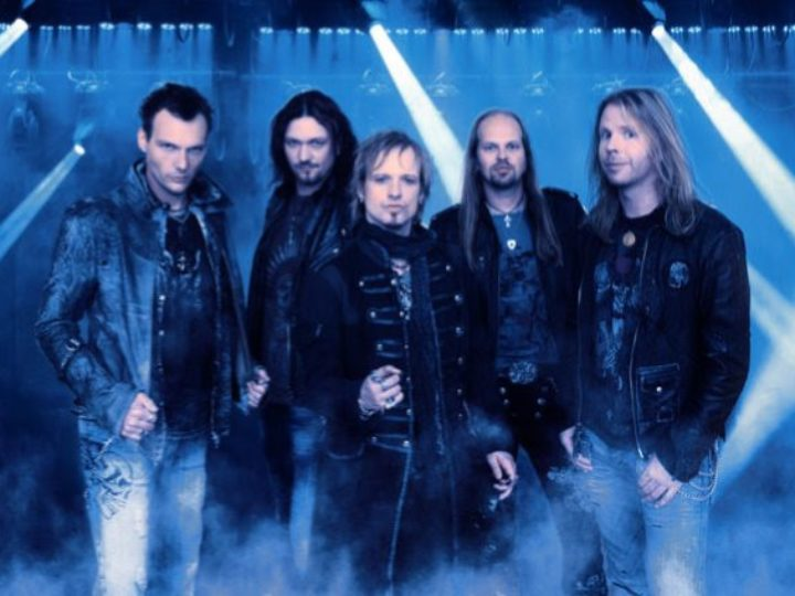 Edguy, il video live di 'Out Of Control'