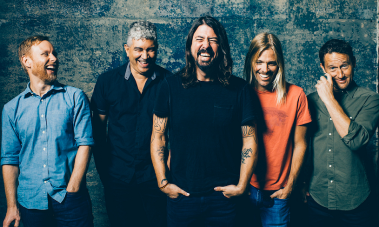 Foo Fighter, Dave Grohl dice la sua su Trump