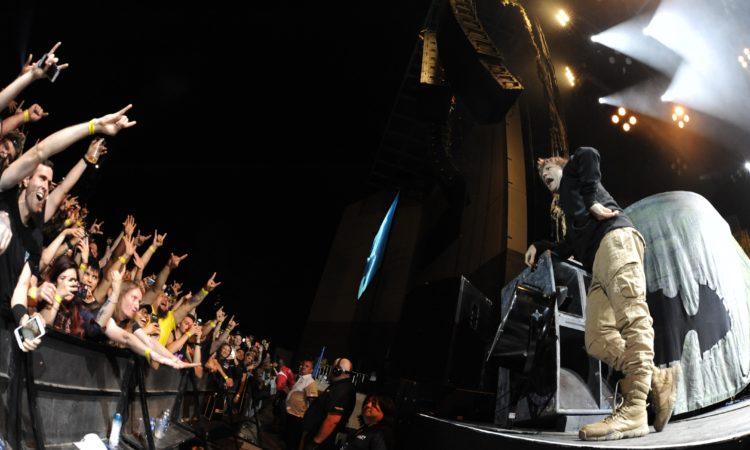 Iron Maiden, foto e video dalla data di Tallin del Legacy Of The Beast Tour