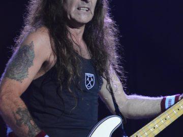 Iron Maiden @Glen Helen Amphitheater – San Bernardino (California), 1 luglio 2017