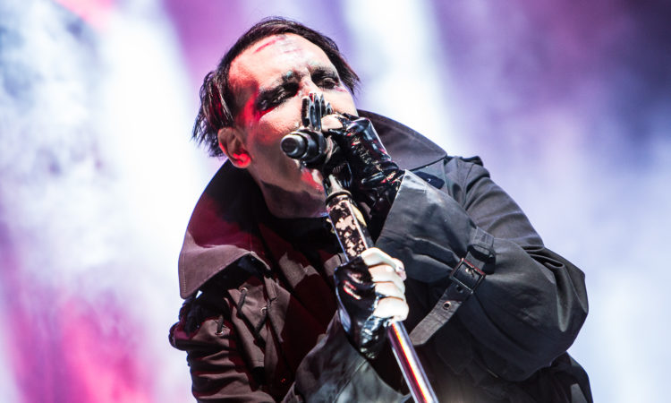 Marilyn Manson, video di 'Say10'