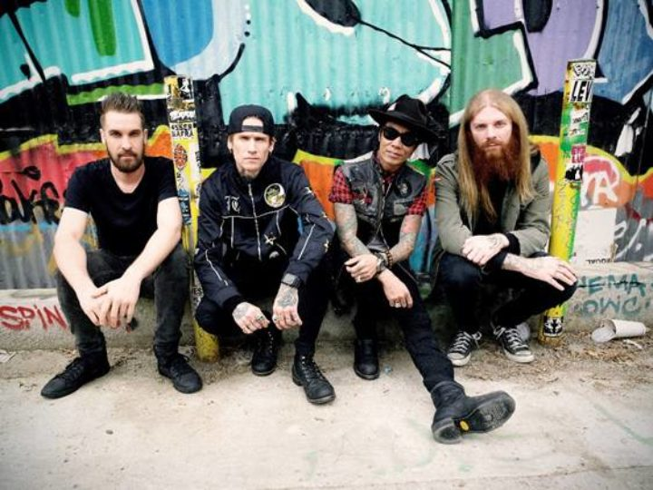 Josh Todd & The Conflict, il video musicale di 'Year Of The Tiger'