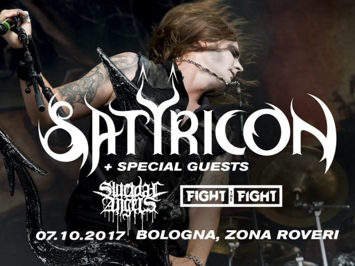 Satyricon + Special Guests live @ Zona Roveri, Bologna