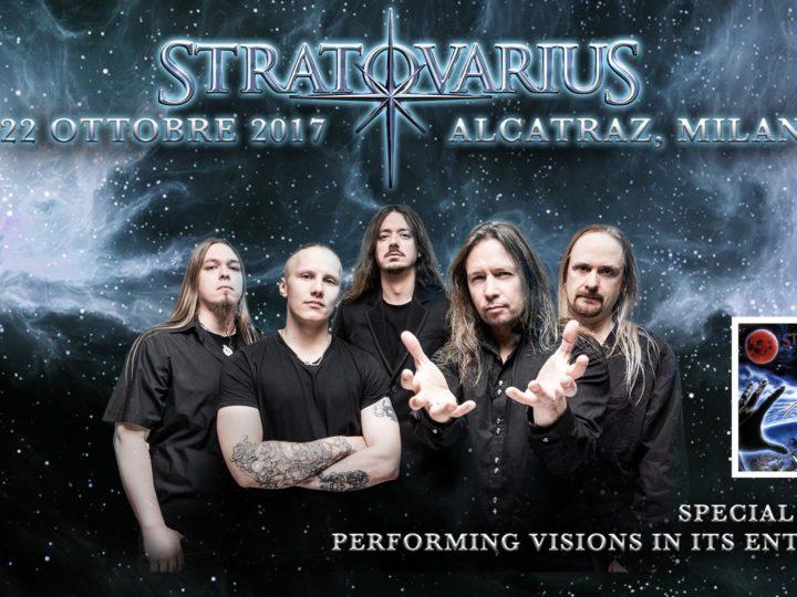 Stratovarius live @ Alcatraz, Milano