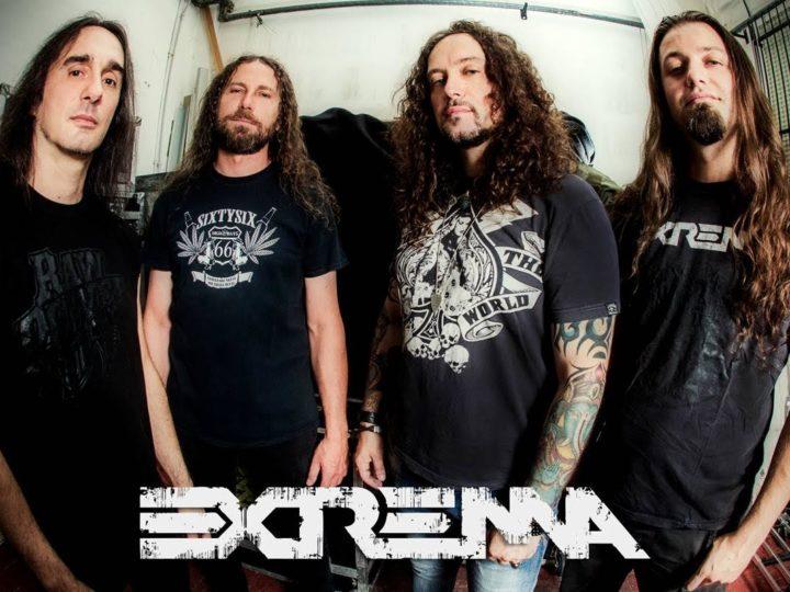 Extrema, annunciato il nuovo cantante