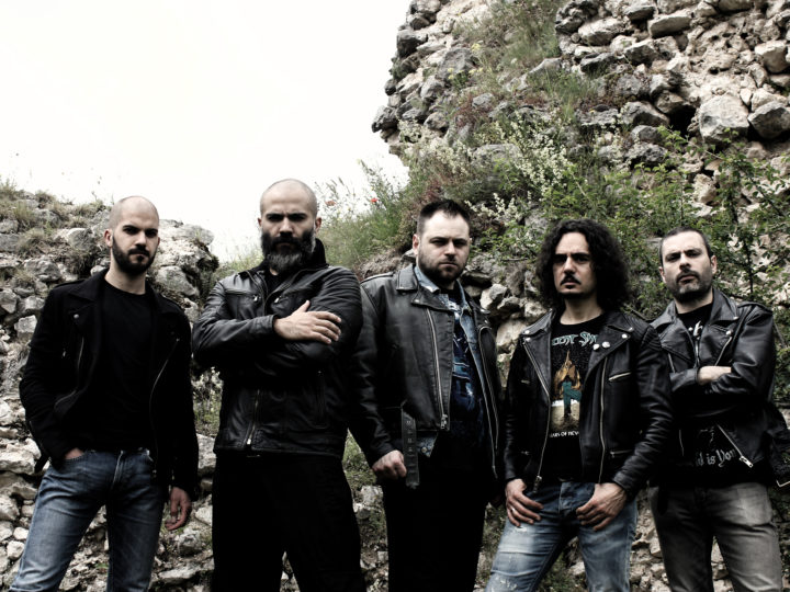 Holy Martyr, video live di 'Lakedaimon'