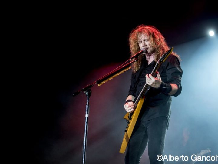Megadeth – Incontrare Una Leggenda