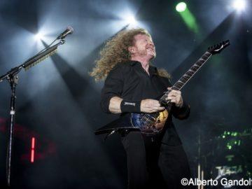 Megadeth + Trivium + Last In Line @Carroponte – Sesto San Giovanni (MI),  8 agosto 2017