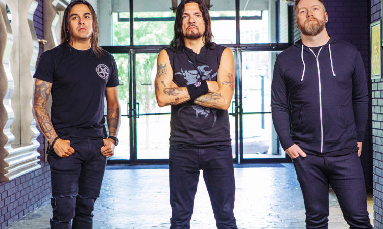 Prong, il video della canzone 'Blood Out Of Stone'
