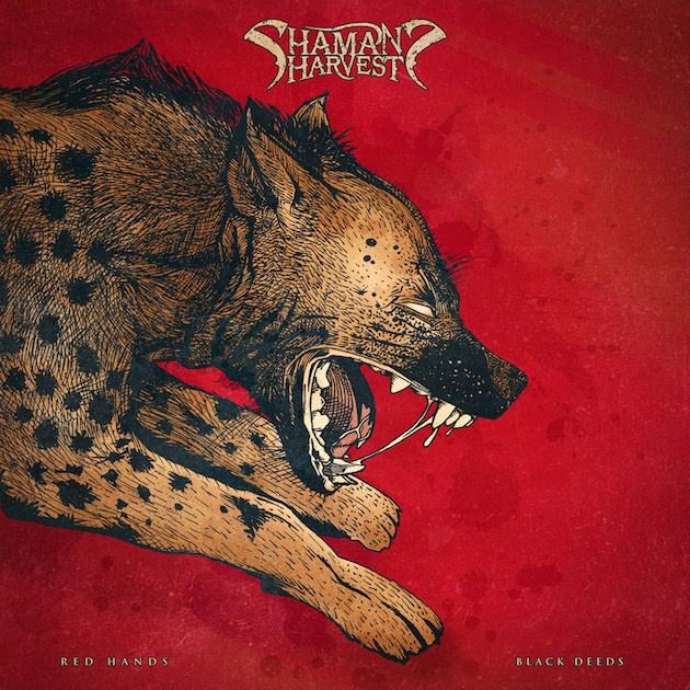 Shaman's Harvest – Red Hands Black Deeds